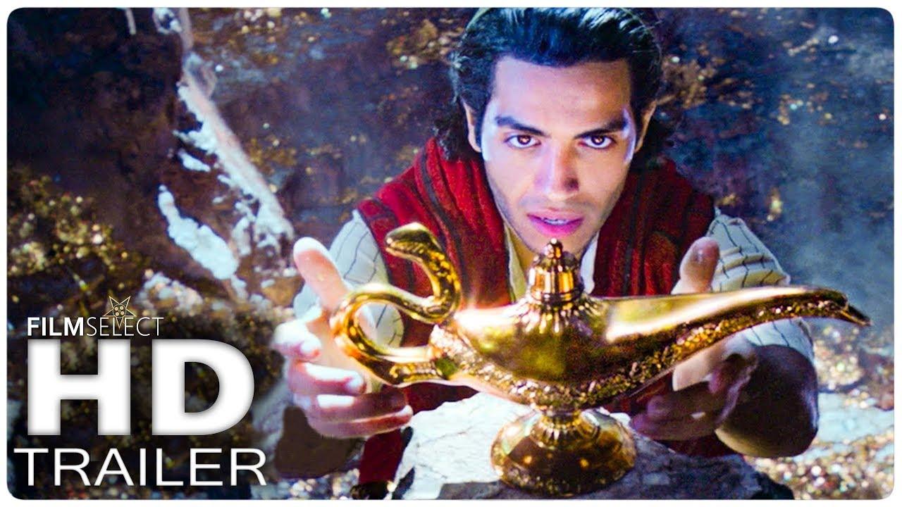 Aladdin Türkçe Dublaj Fragman 2019 Youtube