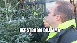 Kerstboom Dilemma met Mariska en Frans Bauer