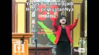Lagu Rohani - Yesus Tuhanku Ajaib