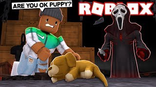 THE PUPPY IN THE BASEMENT - A Roblox Horror Story