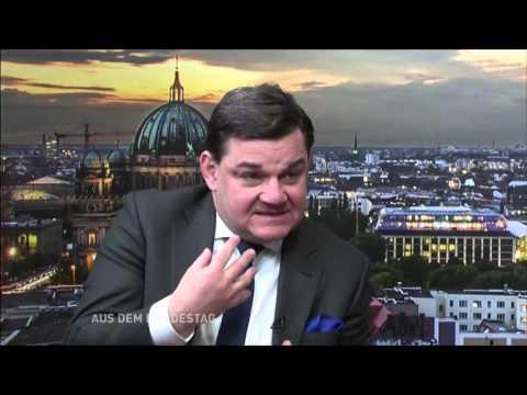 Aus dem Bundestag - Marcus Weinberg, CDU (Teil 1)