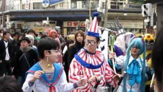 2010/03/21 撮影。 日本橋ストリートフェスタ。
