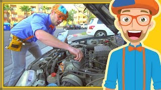 Blippi the Handyman | Videos for Kids – Fixing things with Tools thumbnail