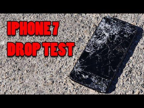 iPhone 7 Drop Test: quanto resiste alle cadute?