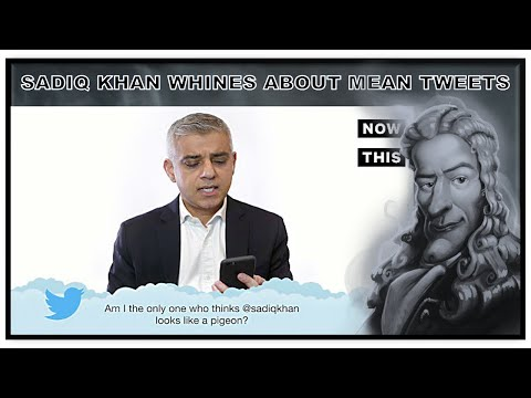 Sadiq Khan, Censorship, and Speakers' Corner