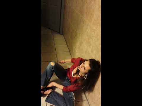 Epically Drunk White girl falling | Wasted Girl