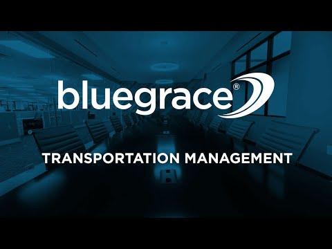 BlueGrace Logistics Transportation Management