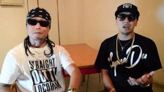 DS455 (Kayzabro & DJ PMX) X WESTSIDE LOVE (Taiwan) 2015 Interview 獨家訪談 Part.1