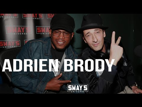 Adrien Brody on His Paintings in Art s, Making Beats for Raekwon & Nore  Plays A Few Live