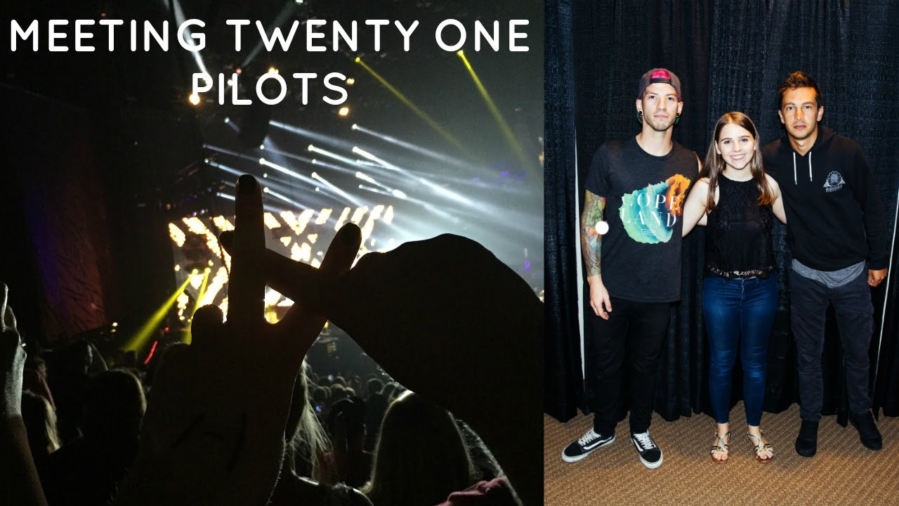 Meeting twenty one pilots emotional roadshow 2016 youtube m4hsunfo