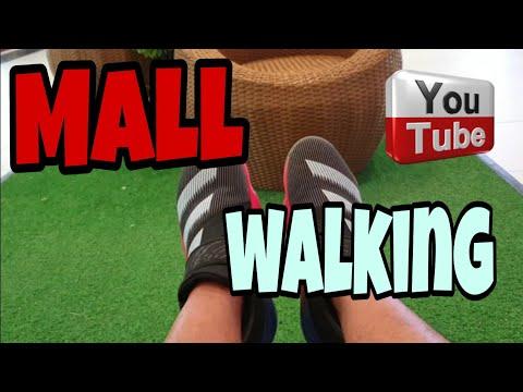 #exercise #walking #adidas Walking inside the mall Bananasaging World