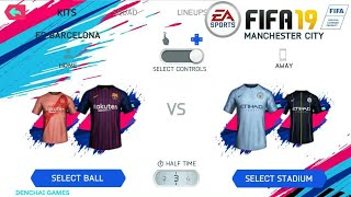 FIFA 19 MOD FIFA 14 Android Offline 1.5GB New Face Kits & Transfer Update Best Graphics Camera PS4