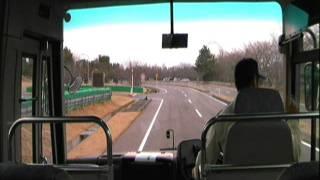3.11東日本大震災 バス車内にて震度6強の決定的瞬間 thumbnail
