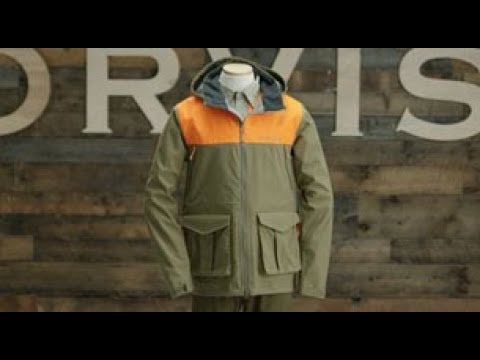 579ee27e13a23 ORVIS - Toughshell Jacket - YouTube