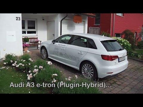 Audi A3 e-tron: Rundgang (Walkthrouth) - E-Auto 2018