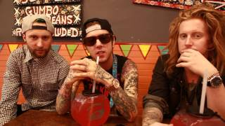 Breathe Carolina and Travis (We The Kings) - SummerFest Tour Update