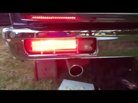 Sequential Led Tailights El Camino Youtube - 1980 El Camino Led Tail Lights