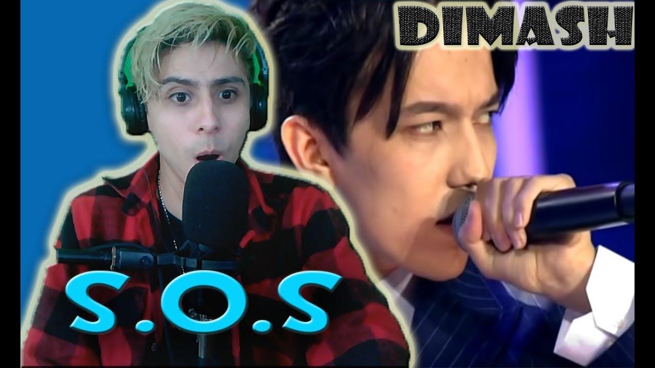 (ENGLISH SUB)Metalero Reacciona a DIMASH KUDAIBERGEN - S.O.S Reaction & Review  En Español! Rock