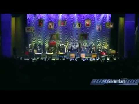 Magnificent Drum Arrangement - How Great Thou Art (O Lord my God) | Yo! Entertainment