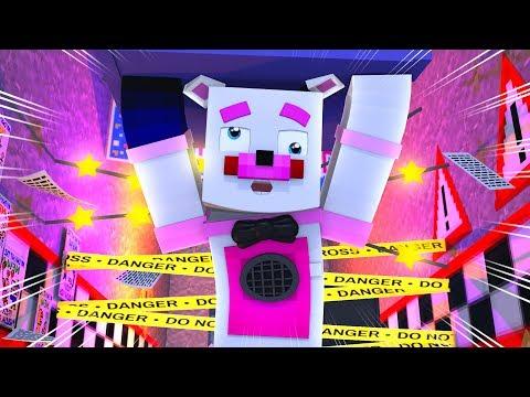 Funtime Freddy is Crazy !! | Minecraft FNAF Roleplay