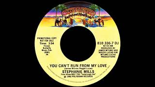 Stephanie Mills - You Can't Run From My Love (Dj ''S'' Remix)