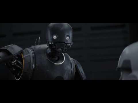 K2SO Best scenes: Star Wars Rogue One