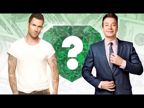 WHO'S RICHER? - Adam Levine or Jimmy...