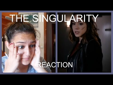 "Agents of Shield Reaction to ""The Singularity"" 3x18"