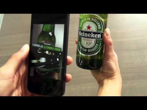 Heineken Augmented Reality Advertising