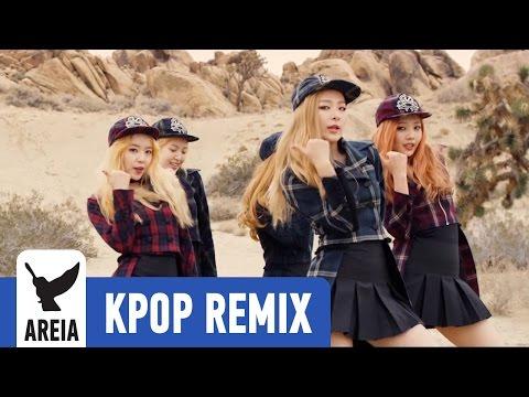 Red Velvet - Ice Cream Cake | Areia Kpop Remix #180