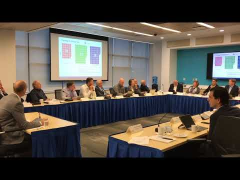 Mayors' Council Public Meeting – October 19, 2017