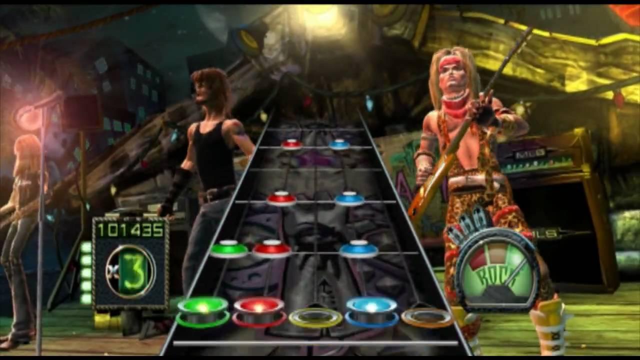 Bowling for soup 1985 guitar hero 3 custom hd youtube - Guitar hero 3 hd ...
