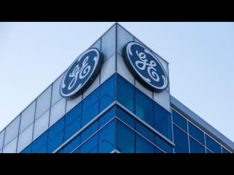Shares of GE hit lowest level since financial crisis