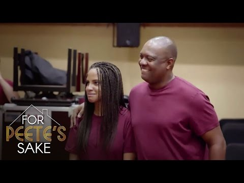 Rodney Pressures Ryan to Stay Close to Home for College | For Peete's Sake | Oprah Winfrey Network