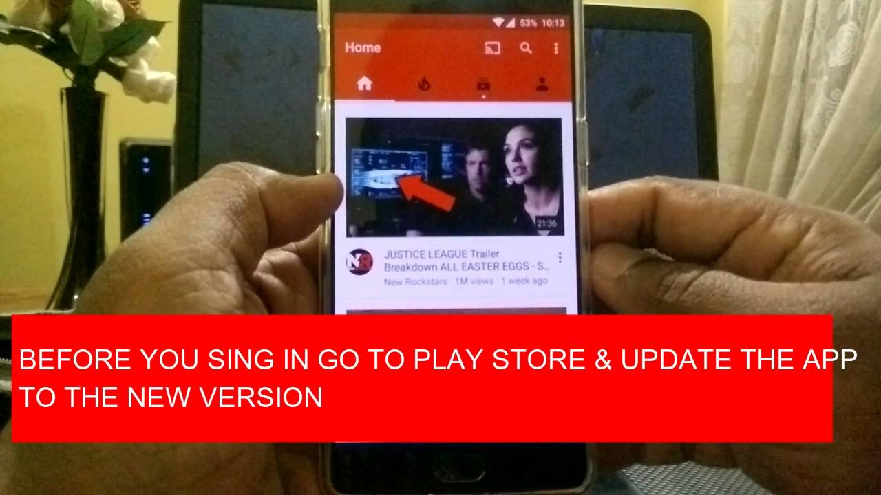 ONEPLUS 3 HOW TO FIX YOUTUBE 60FPS PROBLEM