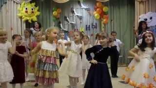 """Детский Танец """"Дождик засыпай"""""""
