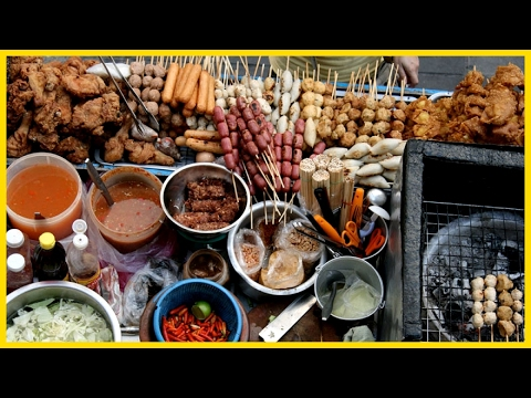 Exploring Street Food Cultures Around the World - Full Documentary
