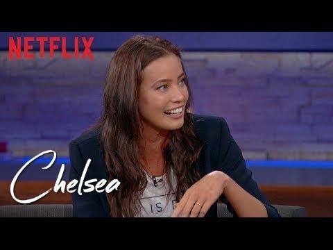 You Don't Want to Troll Mr. Robot's Stephanie Corneliussen | Chelsea | Netflix