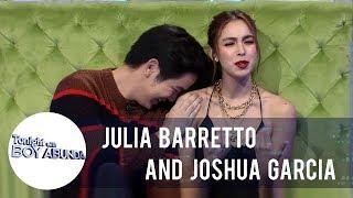 TWBA:  Julia talks about wearing a bra