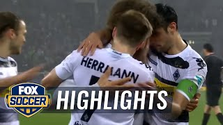 Video Gol Pertandingan Borussia Monchengladbach vs Schalke 04