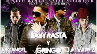 J Alvarez Ft. Arcangel   Baby Rasta Y Gringo - Regalame Una Noche (REMIX)