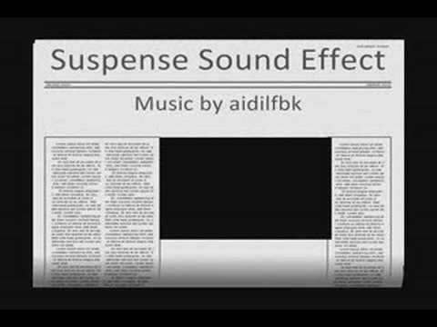 Suspense (Sound Effect)