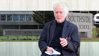 Muncie High School Consolidation: Larry Riley interview