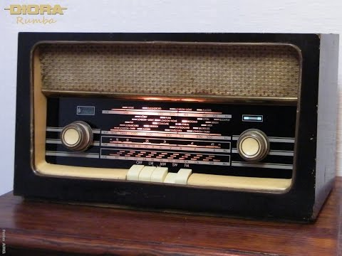 UNITRA - radio receiver Rumba 21841