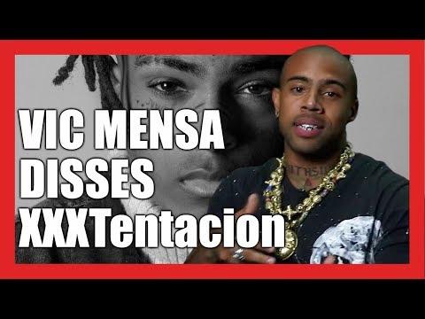 Vic Mensa Disses XXXTentacion at the 2018 BET Hip Hop Awards