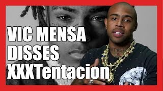 Vic Mensa Disses XXXTentacion at the 2018 BET Hip Hop Awards