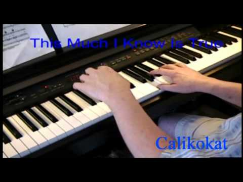 Bless The Broken Road - Rascal Flatts - Piano