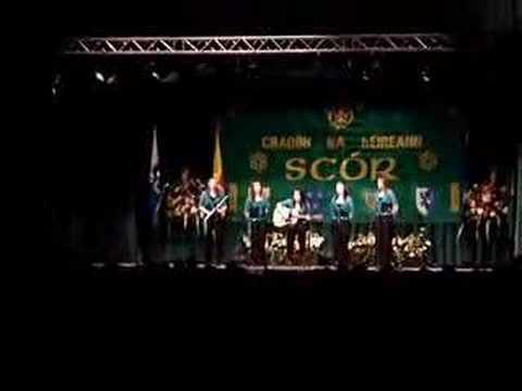 All-Ireland Scor na Nog Ballad Group 2007