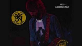ERIC CLAPTON : SYDNEY 1975 : BETTER MAKE IT THROUGH THE DAY .