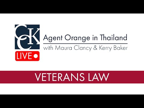 Agent Orange In Thailand (During The Vietnam War)